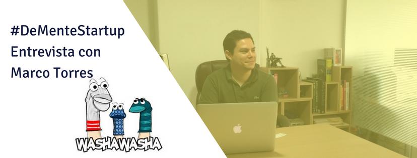 washawasha entrevista