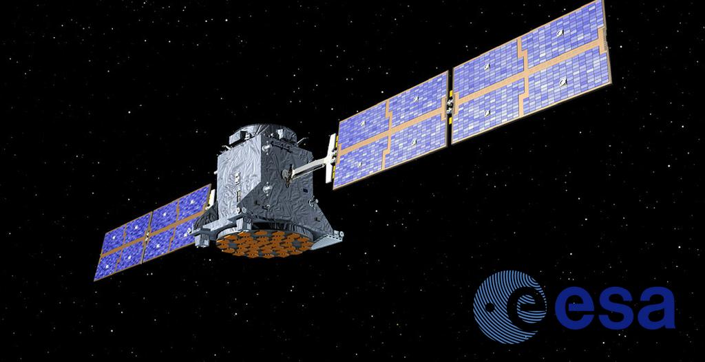 Aprendiendo Agencia Espacial Europea
