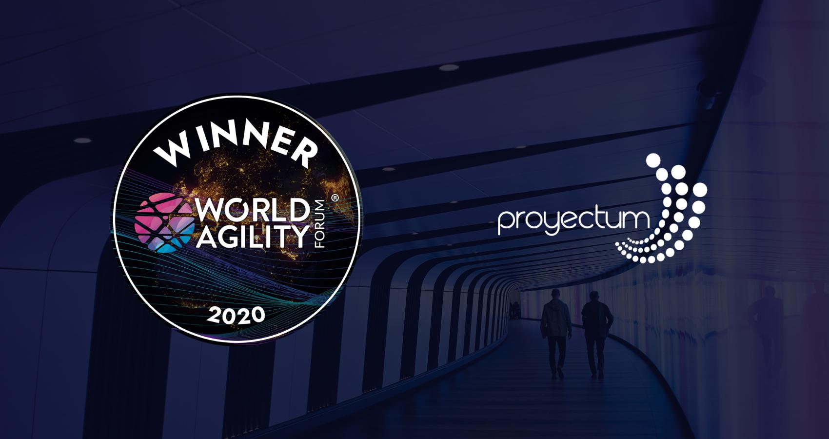 Winner World Agility Forum